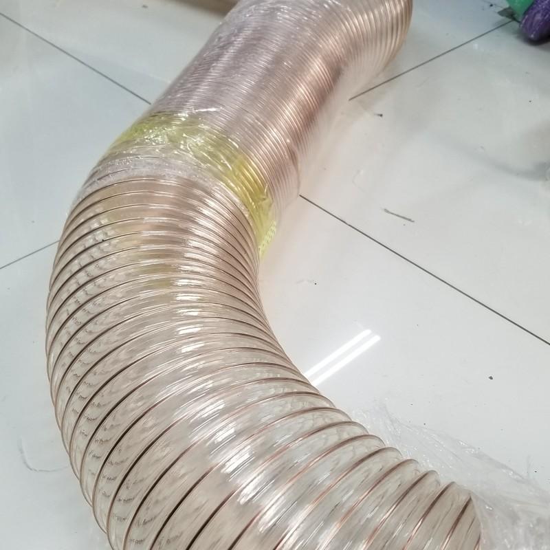 工業鋼絲伸縮除塵風